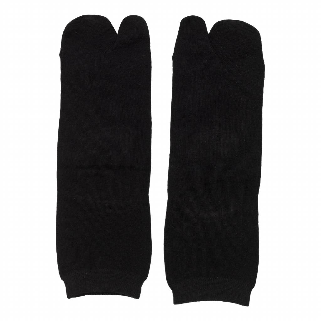 Teensokken Big Toe Zwart