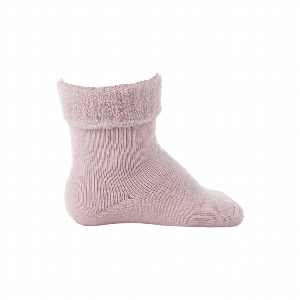 Warme, Extra zachte babysokjes Roze