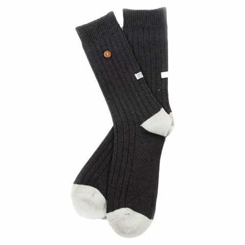Alfredo Gonzales Twisted Wool Black/Grey