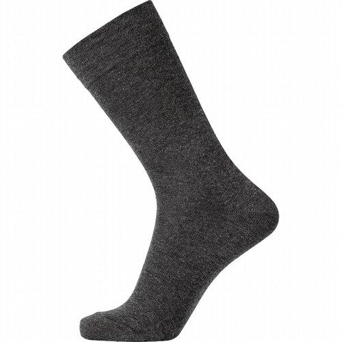 Egtved Klassieke sok zonder elastiek antraciet