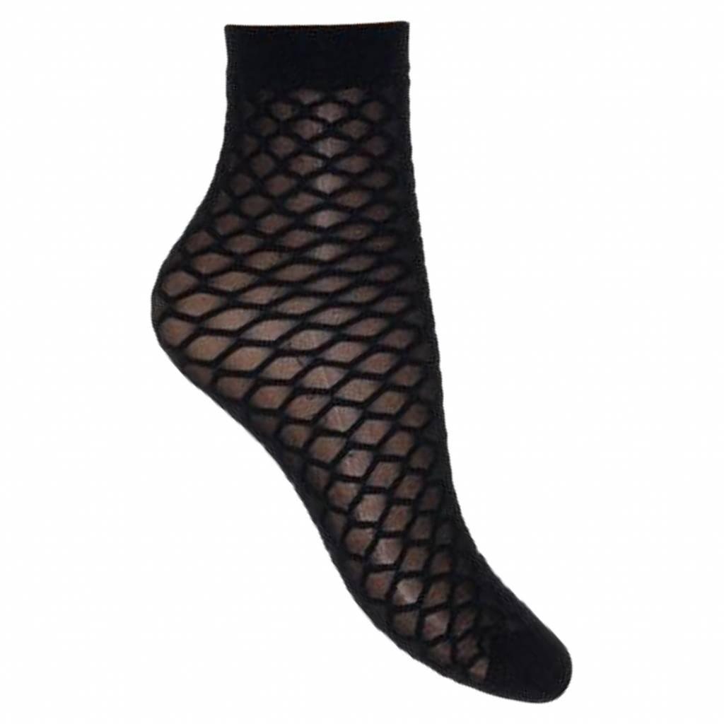 Modische 'Big Fishnet Sock'