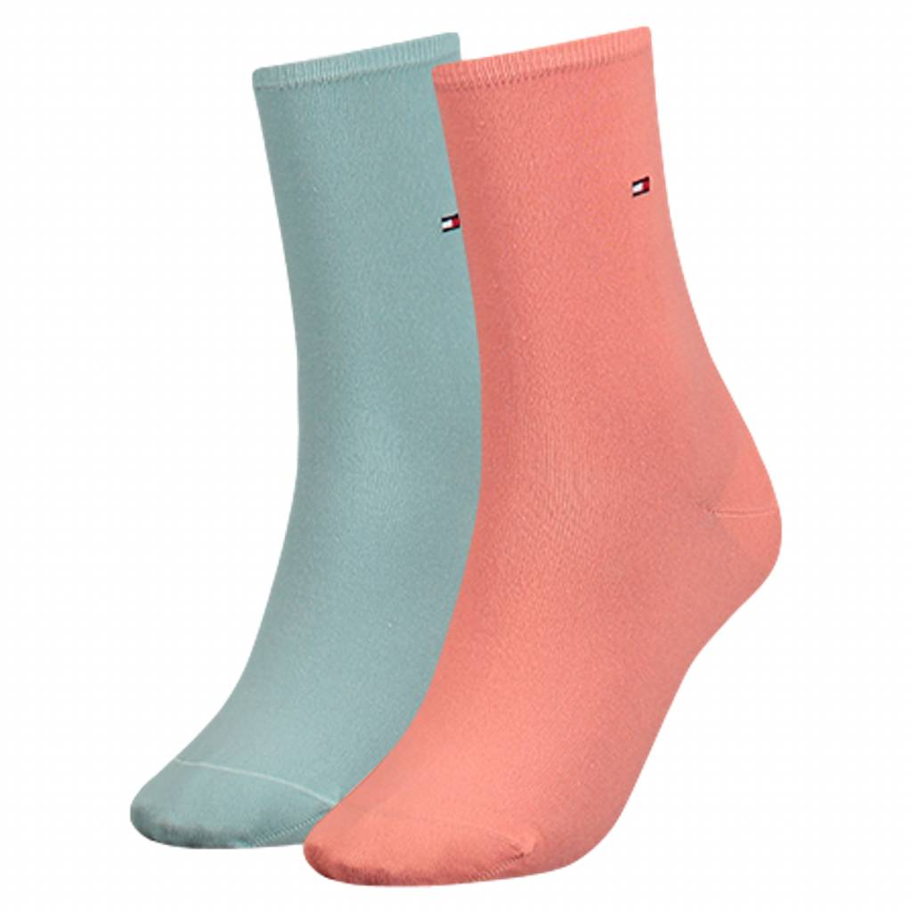 2-pack Casual Coral Combo (met bamboe)