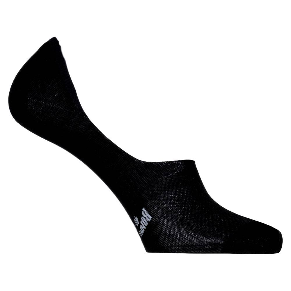 Sneaker Footie Heren Zwart