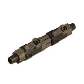 Eheim Doppelhahn-Schnelltrennkupplung 25/34mm
