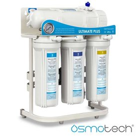 Osmotech Osmoseanlage Ultimate PLUS Superflow