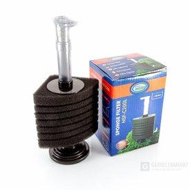 Aqua Nova Eck-Schwammfilter 200 Liter