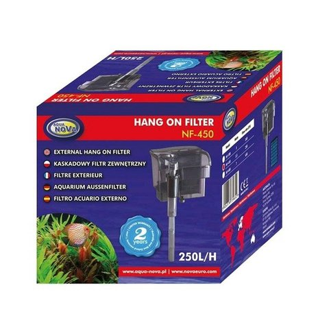 Hang on Filter 250 l/h