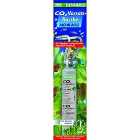 Dennerle CO2 Vorratsflasche 500g (mehrweg)