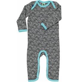 Småfolk Pyjama bébé Ours Polaire