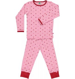 Småfolk Pyjama Small Apples pink 3-12 jaar