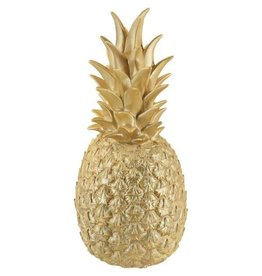 Goodnight Light Lampe ananas dorée