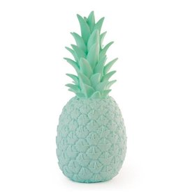 Goodnight Light Mintkleurige ananas lamp