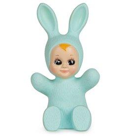 Goodnight Light Baby Bunny lamp mint
