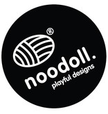 Noodoll Ricestorm XL cushion - white