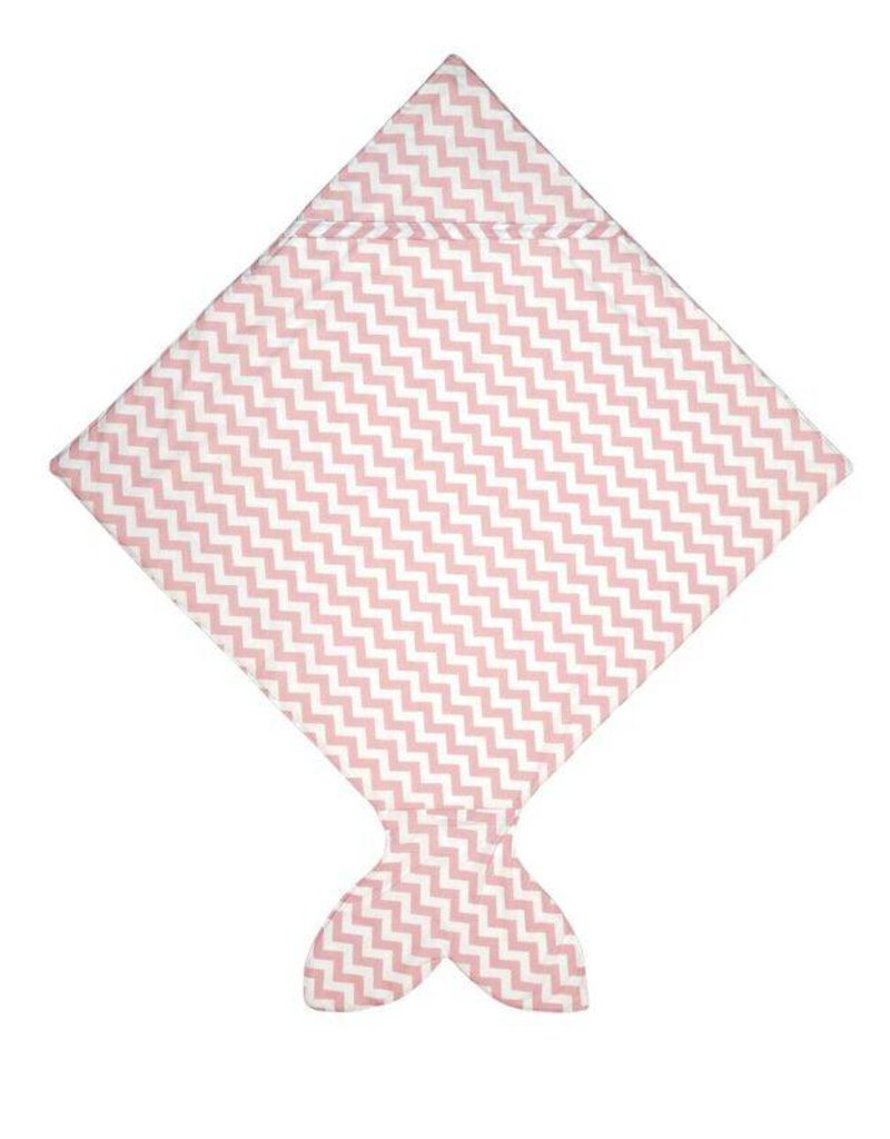 Baby Bites Soft hooded towel