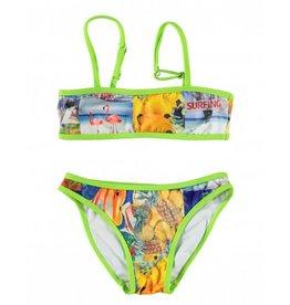 Bikini Surf print - LAATSTE STUKS - 8 & 10 jaar