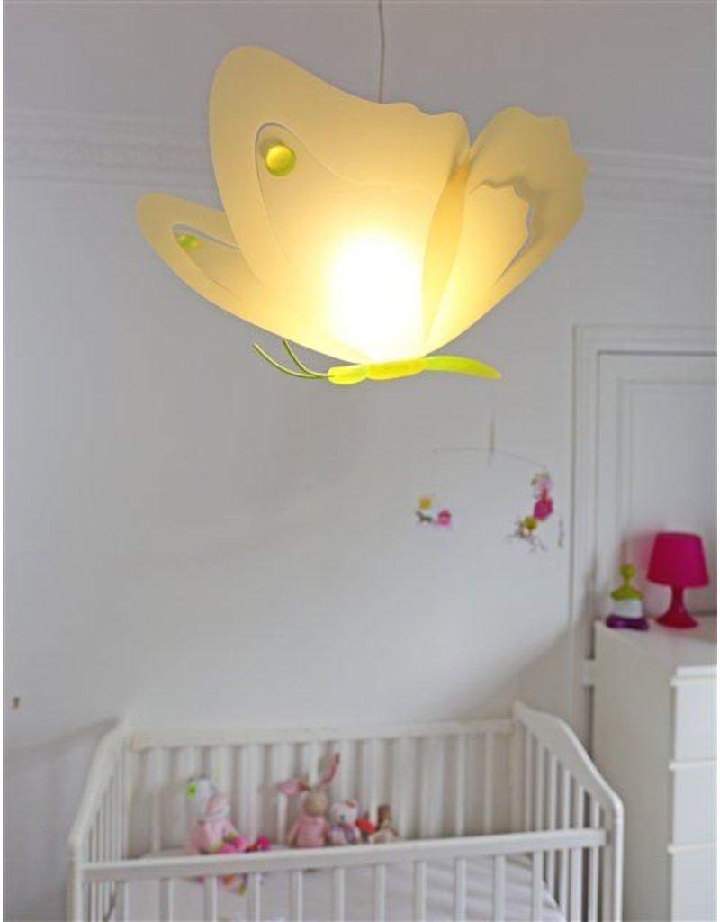 R&M Coudert Lighting Butterfly green/yellow