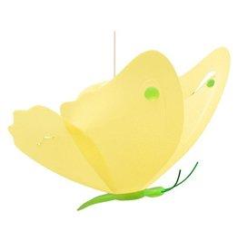 R&M Coudert Vlinderlamp limoen / geel