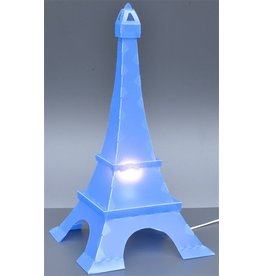 R&M Coudert Lamp Eifeltoren blauw