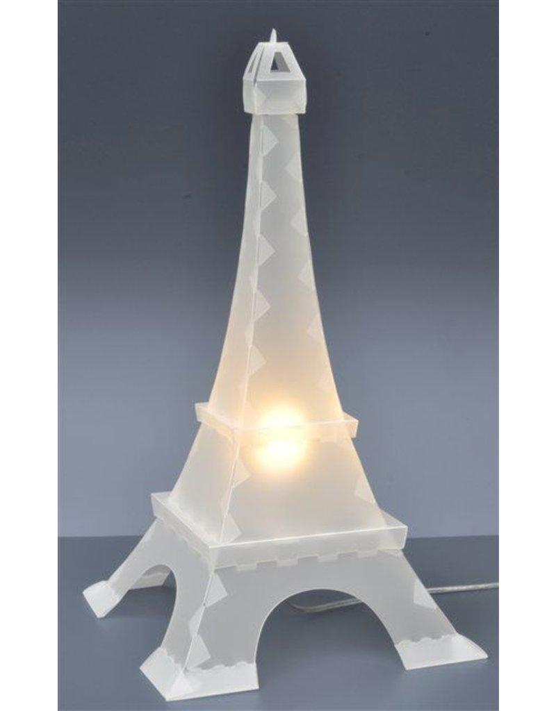 R&M Coudert Lighting Eiffel Tower