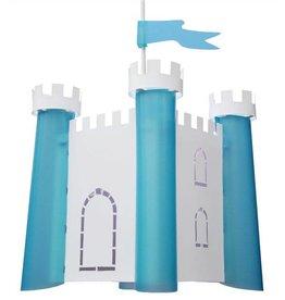 R&M Coudert Lampe suspension château-fort