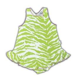 Topje babymeisjes Zebra