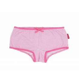 Claesen's Small Pink Checks Hipster 2-pack