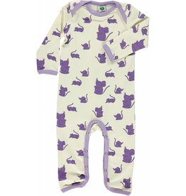 Småfolk Babypakje Muisjes - purple