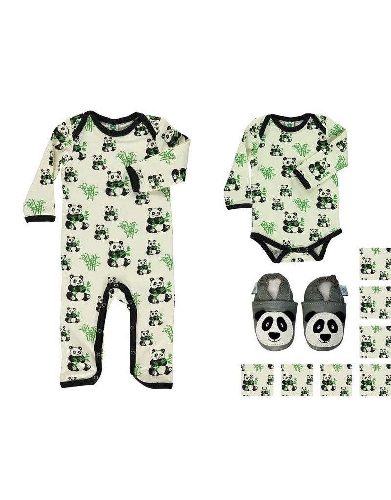 Småfolk Bodysuit Panda