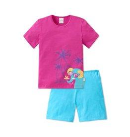 Schiesser Pyjama fille Eléphant 2-8 ans