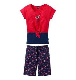 Schiesser Pyjama fille Love 8-16 ans