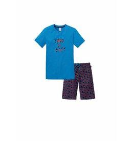 Schiesser Pyjama garçon Take it Easy 10-12 ans