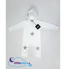 Rock Star Baby Barboteuse 'Glitter Star' - Rock Star Baby