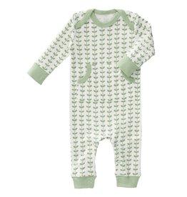 Fresk Baby pyjamas Leaves Mint