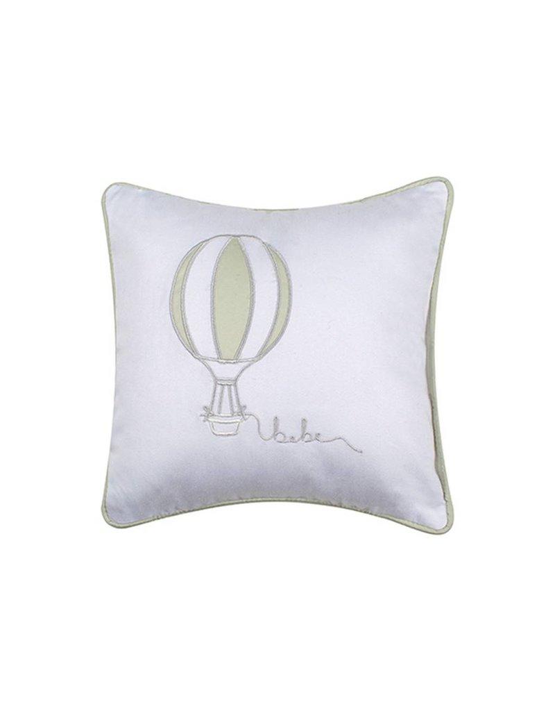 Petite Vigogne Decorative Pillow Balloon