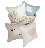 Petite Vigogne Decorative Pillow Sheep
