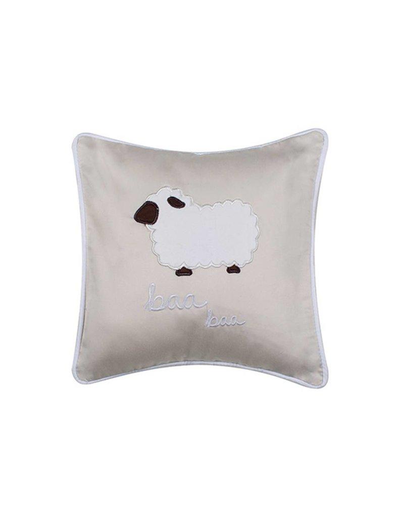 Petite Vigogne Oreiller décoratif Mouton