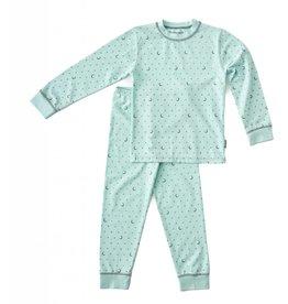 Little Label Pyjama en couleur menthe