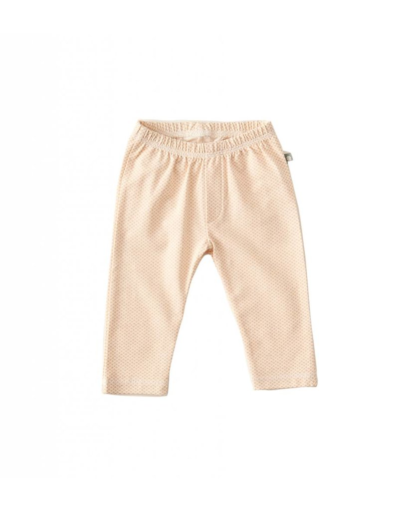 Little Label Baby pants in pink by Little Label