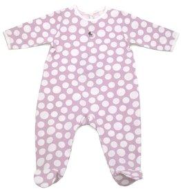 Dimpel Pyjama bébé en rose pastel