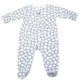 Dimpel Baby pyjamas in soft blue