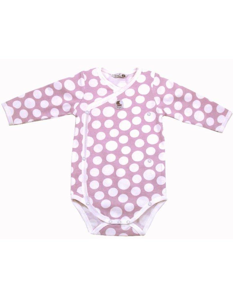 Dimpel Body bébé en rose pastel