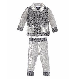 Pyjama fille bébé Snake Blocks