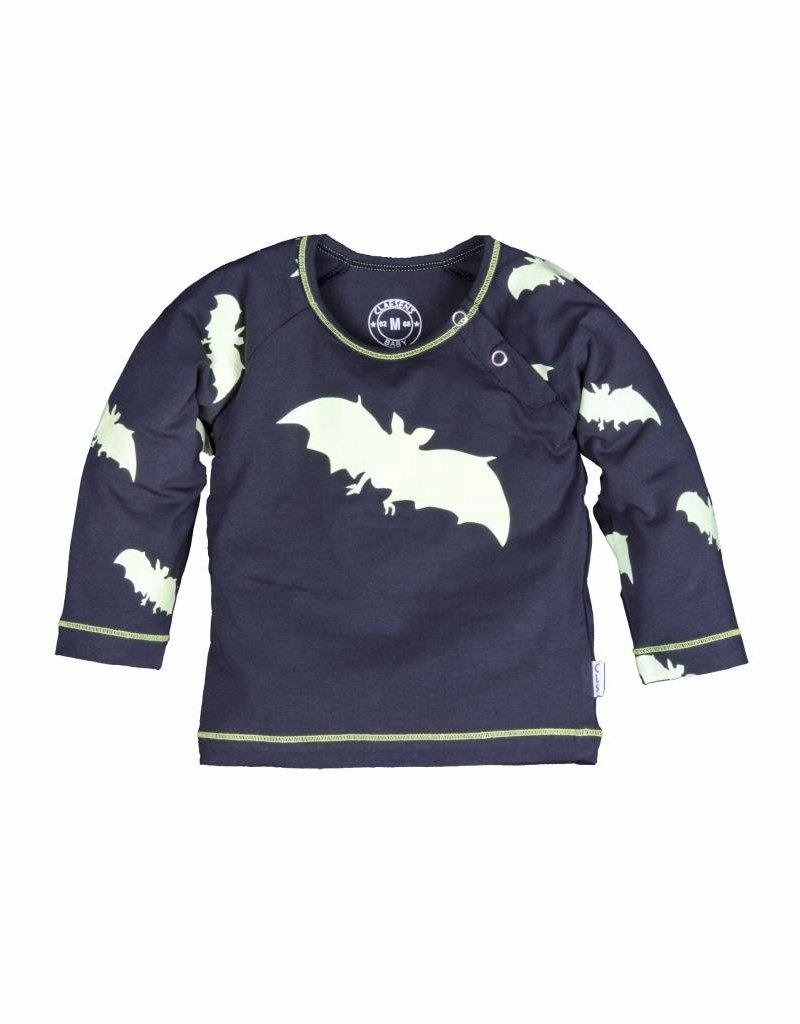 Baby pyjama shirt Bats