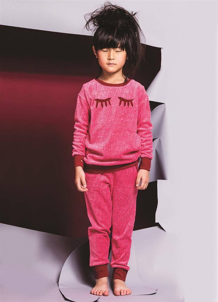 Koukleumpjes houden van onze pyjama's!