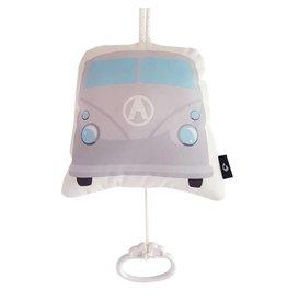 Anni Design Boîte à musique Rétro bus