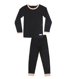 Snork Teens pajamas Black Lounge Girls