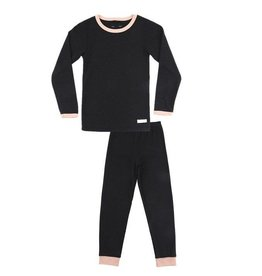 Snork Teens pyjama Black Lounge Girls