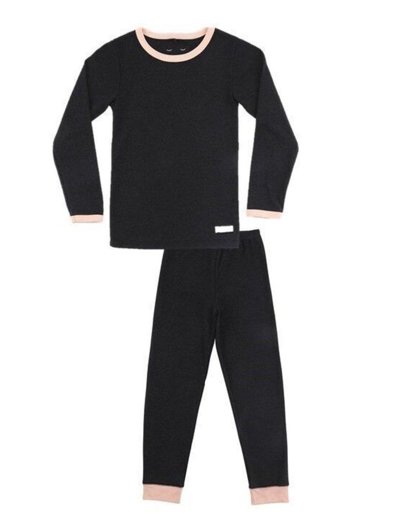 Snork Pyjama en gris anthracite