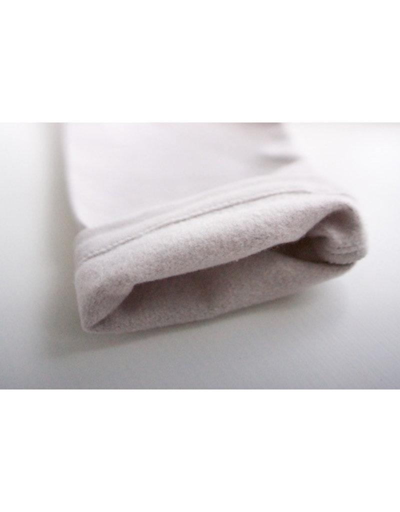Amiki Ochtendjasje in poederroze van Amiki Sleepwear